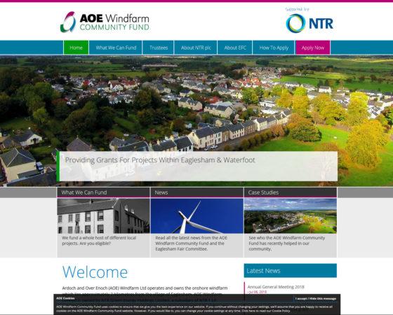 AOE Windfarm